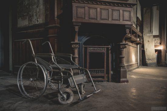 Henriettes Erbe - House of Wheelchairs - verlassenes Altenheim - Lost Place Sachsen-Anhalt
