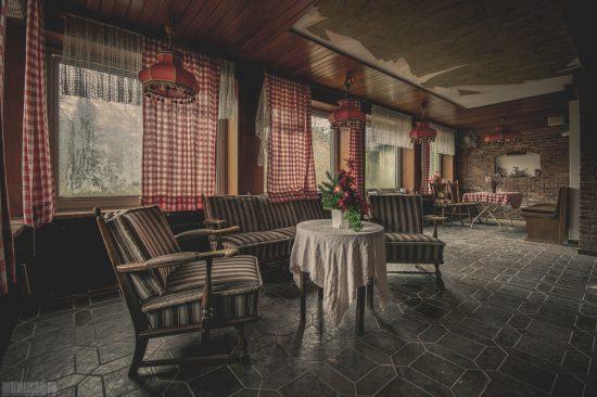Hotel Eden Lost Place im Harz verlassene Orte