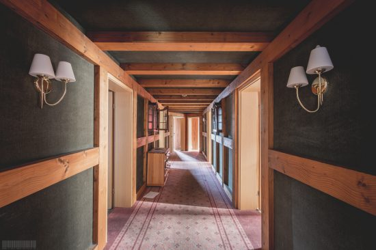 Verlassenes Hotel im Harz - Hotel Flora Viktoria - Lost Places Harz - Verlassene Orte