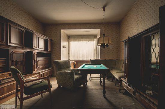 verlassenes Hotel Teddybär - Lost Places Harz Ostdeutschland - Verlassene Orte