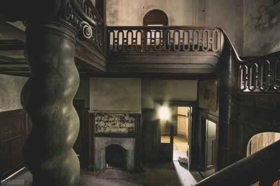 Villa Auerbach in Thüringen - verlassene Fabrikantenvilla - Lost Places