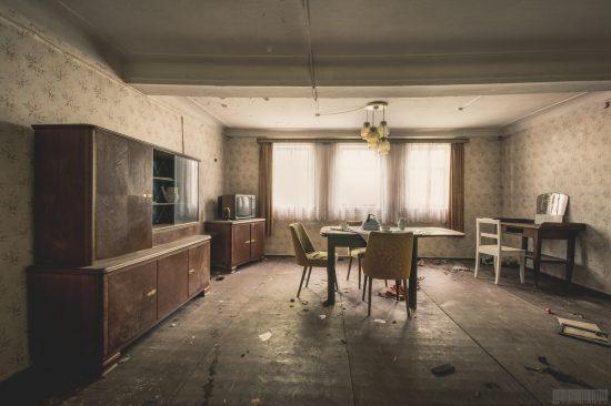 Haus der Vogeltante - verlassenes Wohnhaus- Lost Places Thüringen - Verlassene Orte