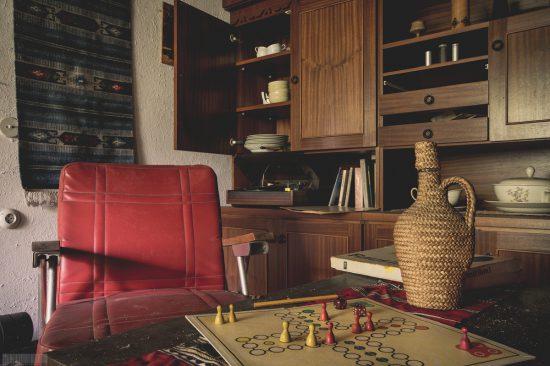 Verlassenes Wohnhaus eines Medizinprofessors in Sachsen - Lost Places
