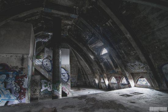 ehemalige Sternburg Brauerei in Leipzig - Lost Places Sachsen - verlassene Orte