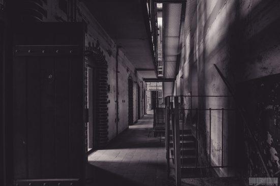verlassenes Gefängnis in Meissen in Sachsen - Lost Place Sachsen - Verlassene Orte